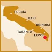 Standort Masseria Li Foggi