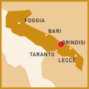 Standort Grandhotel Masseria Santa Lucia