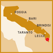 Standort Masseria Don Cirillo