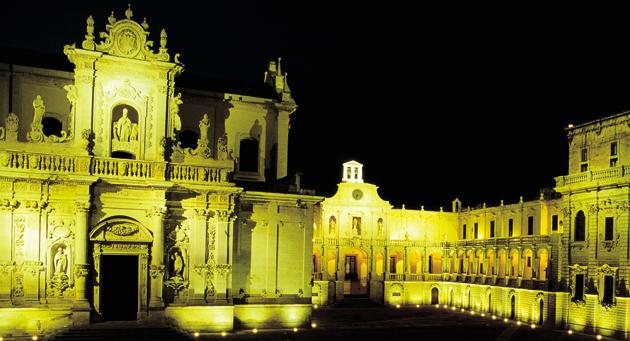 Lecce: Dom und erzbischöfliches Palais